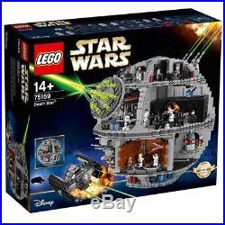 LEGO 75159 Star Wars Death Star Iconic Construction Set Brand New