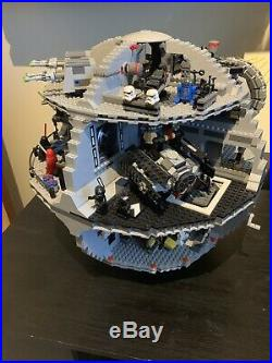 LEGO 75159 Star Wars Death Star Iconic Construction Set with mini figures NEW