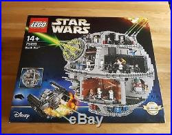 LEGO 75159 Star Wars Death Star, brand new & sealed, Free & Fast UK delivery