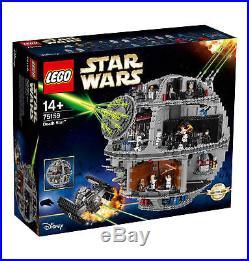 LEGO 75159 Star Wars Todesstern Death Star NEU ovp