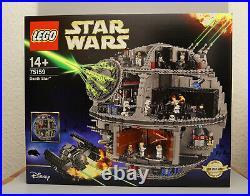 LEGO 75159 Star Wars Todesstern (Selten) NEU OVP