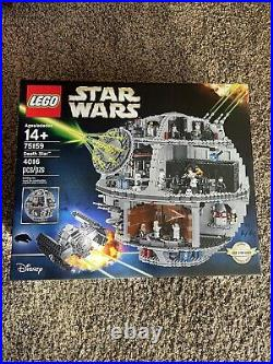 LEGO 75159 The Death Star Star Wars BRAND NEW SEALED IN HAND SHIPS TODAY