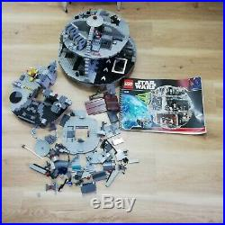 LEGO Death Star star wars 10188 RARE RETIRED 90% complete or better