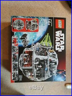 LEGO Rare Star Wars UCS Death. 10188 Brand new. In boxed storage since new