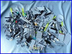 LEGO STAR WARS 10143 DEATH STAR II NEVER FINISHED WithMANUAL 2005