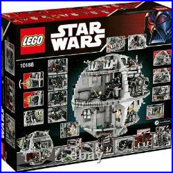 LEGO STAR WARS 10188 Death Star New & Sealed Free Expedited Shipping
