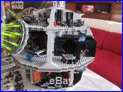 LEGO STAR WARS 75159 Todesstern Death Star mit allen Figuren + OVP