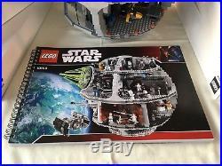 LEGO STAR WARS DEATH STAR 10188 Half Used, Other Half still in sealed Boxes