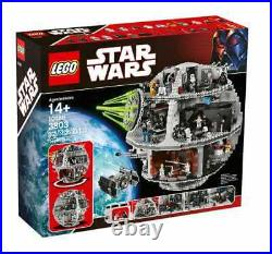 LEGO STAR WARS Todesstern 10188 mit 24 Minifiguren TV NEU / OVP