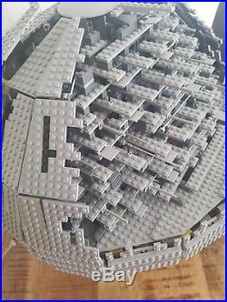 LEGO Star Wars 10143 Death Star 2 Todesstern Gebraucht lesen