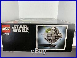 LEGO Star Wars 10143 Death Star II NEW Sealed 2005