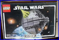 LEGO Star Wars 10143 Death Star II Todesstern mit Bauanleitung