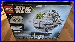 LEGO Star Wars 10143 Used Complete (With Box and Instructions)