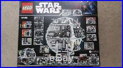 LEGO Star Wars 10188 DEATH STAR NEW-SEALED AUTHENTIC