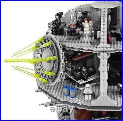 LEGO Star Wars 10188 DEATH STAR NEW - See Description