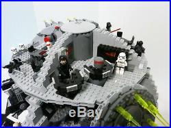 LEGO Star Wars #10188 Death Star 100% Complete withInstructions & Minifigures