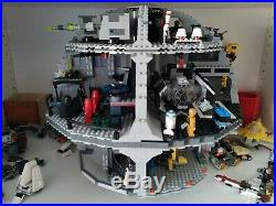 LEGO Star Wars 10188 Death Star Complete with Minifigures, Manual and Box