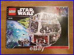LEGO Star Wars 10188 Death Star UCS Ultimate Collector's Series Complete