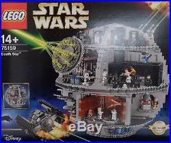 LEGO Star Wars 75159 Todesstern Death Star (Wie NEU OVP!)