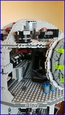 LEGO Star Wars Death Star (10188), 100% complete, all figs, box, instructions
