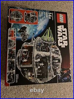 LEGO Star Wars Death Star 10188, 3803 Pieces, Retired, Brand New In Box! 2008