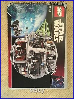 LEGO Star Wars Death Star(10188) At Least 95% Complete With Box And Instructions