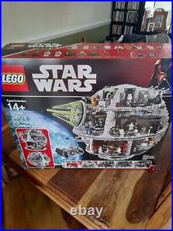 LEGO Star Wars Death Star (10188) BNIB In Hand. Free p&p