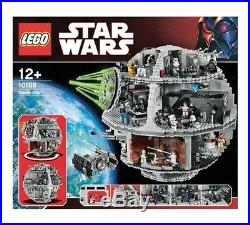 LEGO Star Wars Death Star (10188) BNISB retired