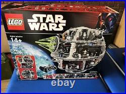 LEGO Star Wars Death Star 10188 Brand NEW in Sealed Box