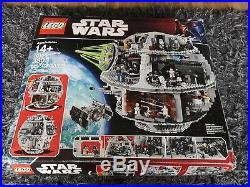 LEGO Star Wars Death Star (10188) Brand New Complete