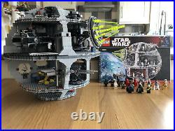LEGO Star Wars Death Star (10188) Complete with Figures and Instructions