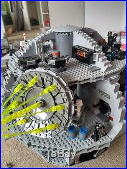 LEGO Star Wars Death Star (10188) Complete with Minifigures, Instructions & Box