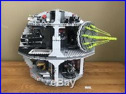 LEGO Star Wars Death Star (10188) Complete with all figures RARE WD19