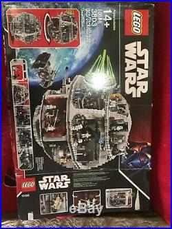 LEGO Star Wars Death Star (10188) Fully Complete Set With Box And Instructions