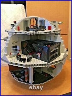 LEGO Star Wars Death Star 10188, Good Condition