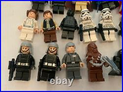 LEGO Star Wars Death Star 10188 Minifigure Lot of 21 Figures