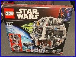 LEGO Star Wars Death Star 10188 Retired Set-OPEN SEALS NEW SET
