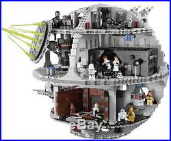 LEGO Star Wars Death Star 10188 Retired Set Rare Collectible New
