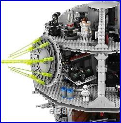 LEGO Star Wars Death Star (10188) Retired, Unopened Original Sealed Box NIB