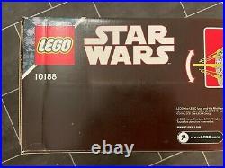 LEGO Star Wars Death Star 10188 Sealed New