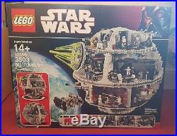 LEGO Star Wars Death Star (10188) UCS
