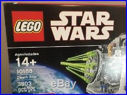 LEGO Star Wars Death Star 10188 UCS Retired Original NEW Excellent Box Sealed