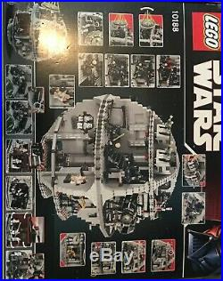 LEGO Star Wars Death Star (10188) Unopened 3803pc Discontinued/old model