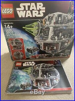 LEGO Star Wars Death Star (10188) Used