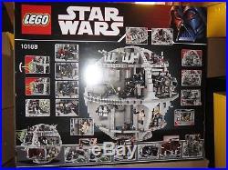 Lego Star Wars Death Star 10188 New And Mib