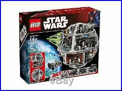 LEGO Star Wars Death Star 10188 new & sealed