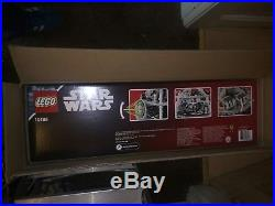 LEGO Star Wars Death Star 10188 new sealed factory shipping box