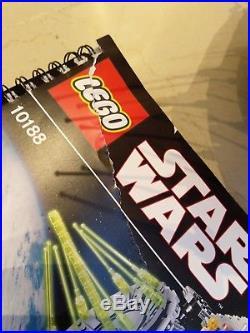 LEGO Star Wars Death Star (10188) vintage retired