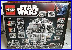 LEGO Star Wars Death Star (10188) with box and instructions