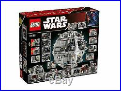 LEGO Star Wars Death Star (10188) with mini figures brand new & sealed in box